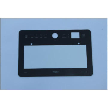 Safety Tempered Glass Control Panel