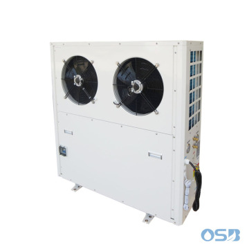 EVI Low Temperature Heat Pump Heater