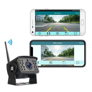 WIFI APP Wireless Reversing Camera