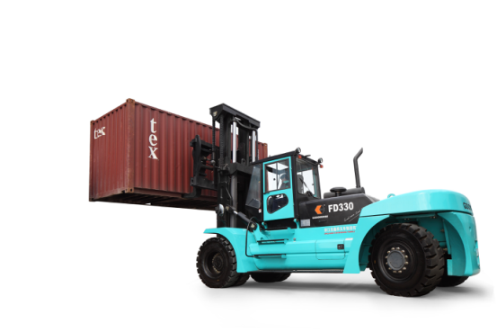 25.0 Ton Huge Diesel Forklift for Port