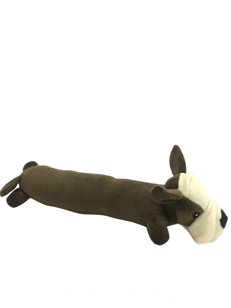 Grey dog TOY