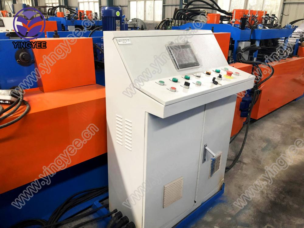 Cz Purlin Machine From Yingyee017