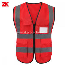 Best selling security safety vest with cheap price