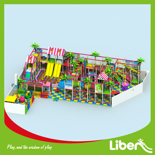 Best indoor amusement playground