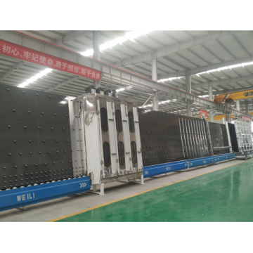 Insulating Glass Gas Filling Machine for Triple Glass
