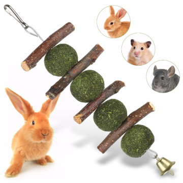 Rabbit Chew Toys Natural Organic