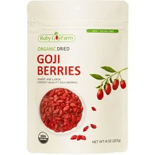 Goji Berry Ruby Goji Farm 8oz package
