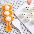 DIY Rice Ball Shape Sushi Maker Mold Tools With Spoon Kitchen Mold Tools