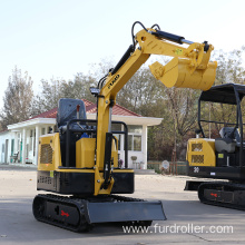 Factory Supplier China Cheap Price Mini Excavator Machine For Small Projects FWJ-900-13