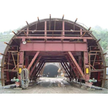 Tunnel Construction Trolley for highway