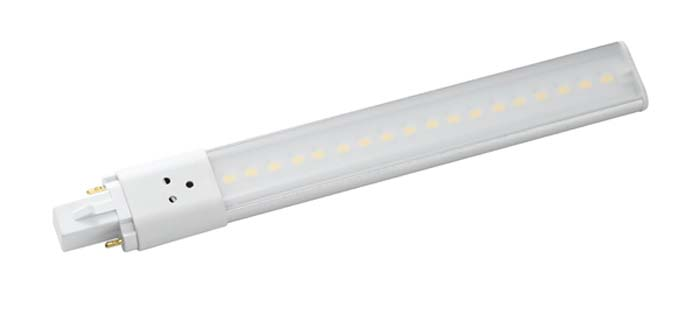 PL-G23-18-8W G23 LED Tube Light PL Light