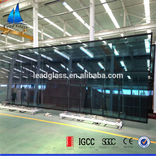 IGCC Low-E Double Pane Glazing Tempered Glass Price