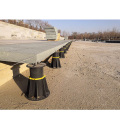 Raised Access Flooring Adjustable Plastic Deck Pedestals