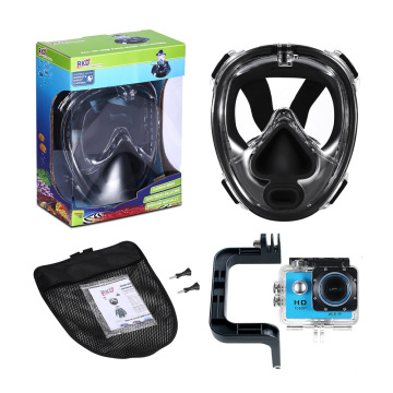 RKD logo Underwater sports best the diving helmet