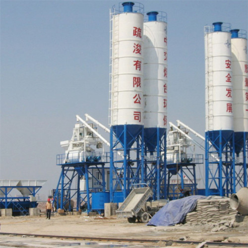 Construction equipment new 25m3/h concrete batching plant