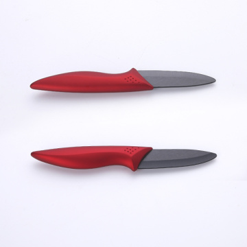 Black Ceramic Paring Knife Set