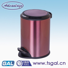 Modern Design Round Garbage can