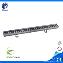 108W Architectural linear outdoor led wall washer