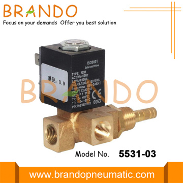 5531 Series Gas Adjustment Brass Solenoid Valve