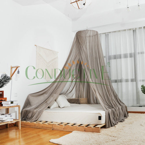 EMF Radiation protection Dome Bed Canopy