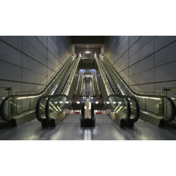 Escalator with 600mm to 800mm 1000mm steps width