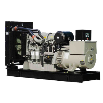 400kva Perkins Generator OPEN Type Diesel Generator 50hz With Stamford Alternator