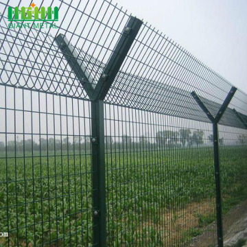 Hot Sale Anti-climb Airport Security Fence
