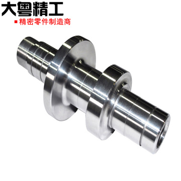 Cylindrical grinding shaft components spindle machining