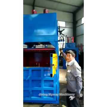 high efficiency hydraulic baling machine model 10T-150T