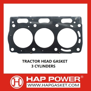 Tractor Head Gasket 3 Cylinders 3681E045