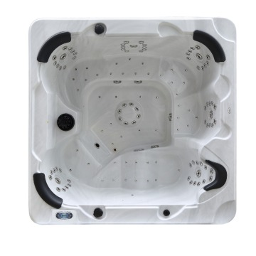 Balboa control 6 Person Hot tub spa with Heater and Ozone M-3321A