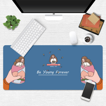 Gaming Mouse Pad Extra Large XXL Cute 700x300 Gamer Keyboard Mousepad Waterproof Maus Pad Desk Mouse Mat Game Accessories