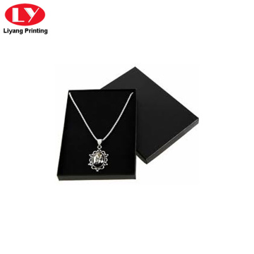 High quality necklace gift packaging box necklace box