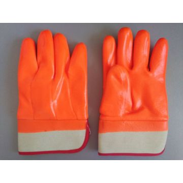 Better Grip orange PVC Glove Safety Cuff