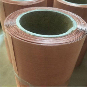 Copper net panel brass wire mesh copper mesh