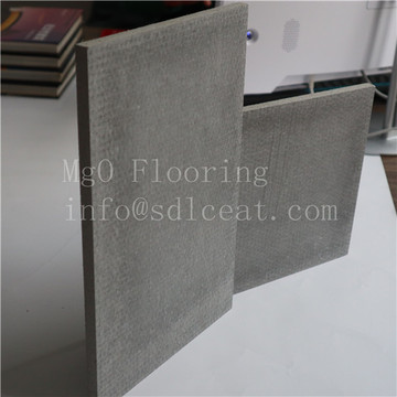 fireproof floor overlay mgo cement board 16mm