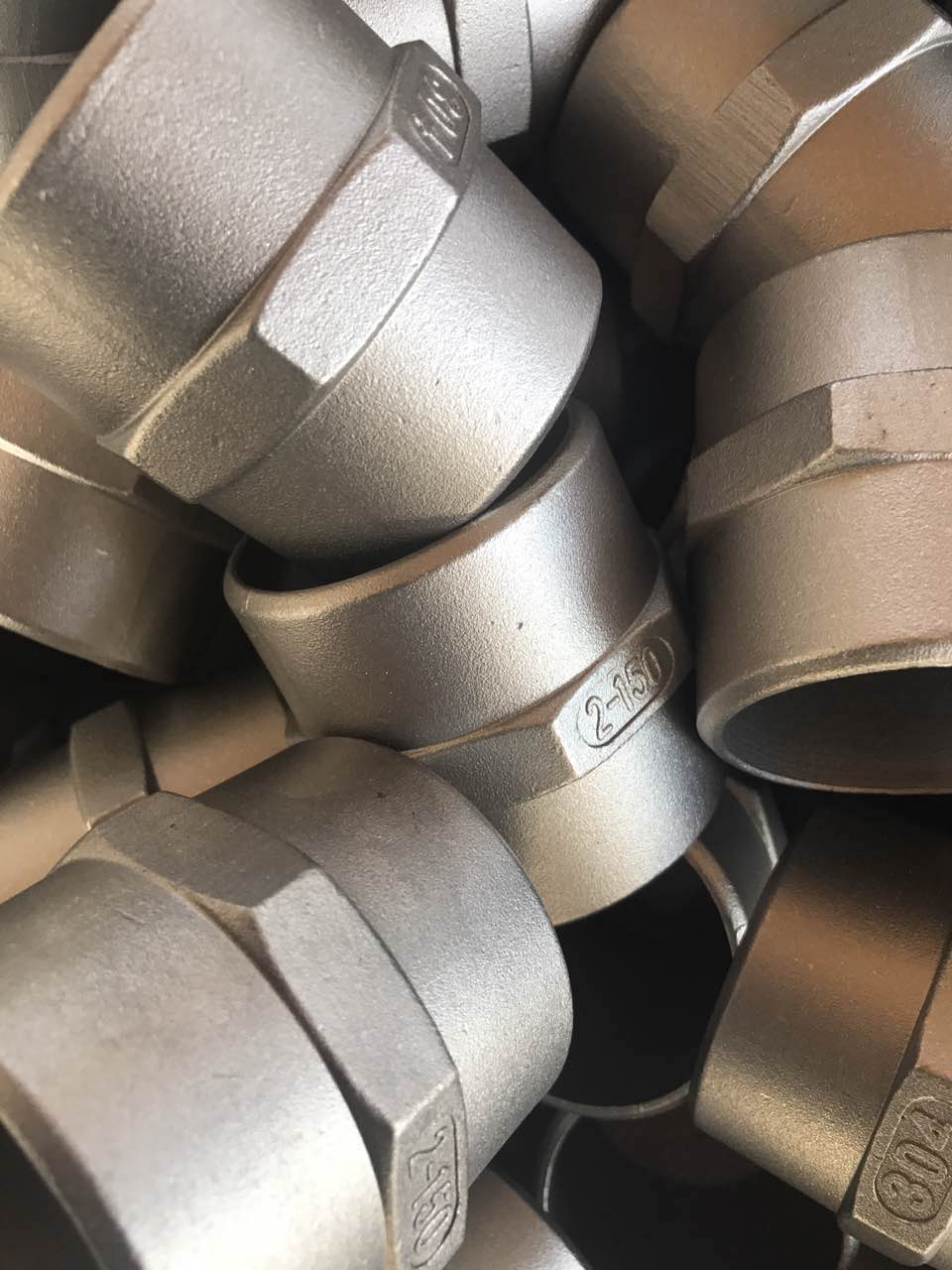 Wholesale Carbon Steel Customized Precision Pipe Coupling Joint