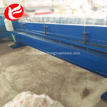 Iron cnc hydraulic metal zinc sheet bending machine