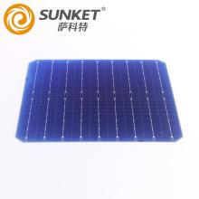 JA 166mm 9bb Mono Solar Panels
