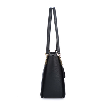 Real Leather Daily Shoulder Handbags Large Capacity