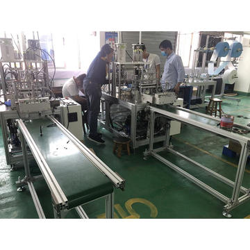 Surgical face mask machine/KF94 Flat Mask Making Equipment