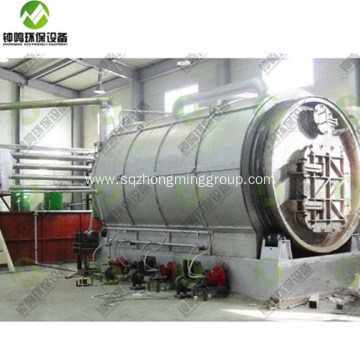 Plastic to Crude Oil Machinery With CE