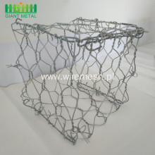Top Quality Galvanized Wire Woven Gabion Box