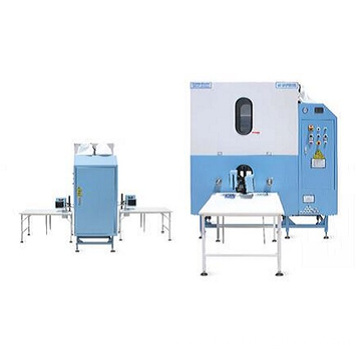 Automatic Flow Down Feather Filling Machine