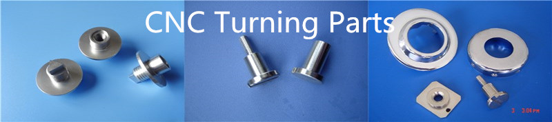CNC Precision Turned Parts
