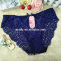 AS-A3512 wholesale female undergarments sexy seamless lace panties in bulk