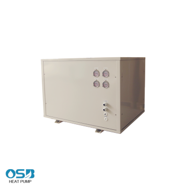 2019 new Reversible Heat pump 45kw