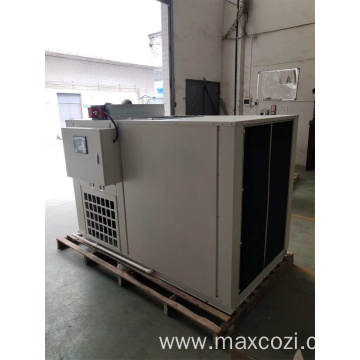 Intelligent drying and drying heat pump
