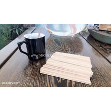 disposable wood coffee stick