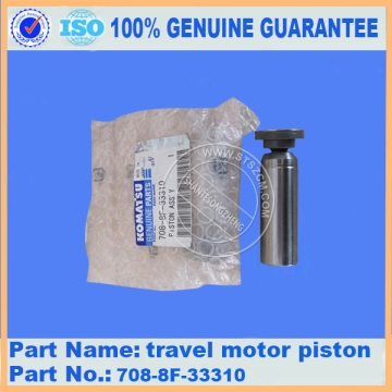 Travel motor piston 708-8F-33310 PC200-8 excavator spare parts komatsu